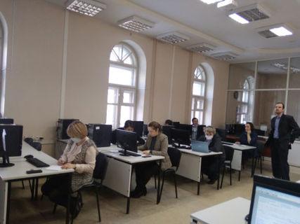 Преподаватели ИЭиУ обучаются в Центре анализа больших данных и цифрового моделирования  2