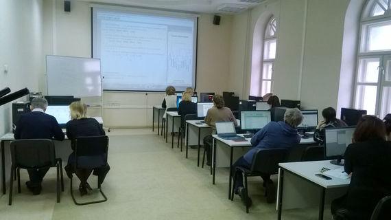 Преподаватели ИЭиУ обучаются в Центре анализа больших данных и цифрового моделирования  3