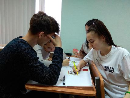 Старшеклассники сформулировали свою формулу успеха на Дне Института 8